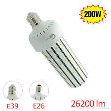 1000w hps replacement e40 e39 e27 200w led corn bulb light ul