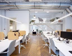 100 Parisian Interior A Tour Of MAD Networks Modern Paris Office Officelovin