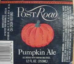 Brooklyn Pumpkin Ale by Usa Beers