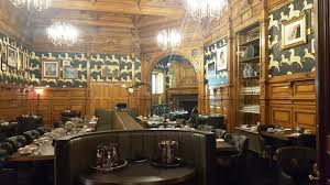 A Dining Room At Bar George