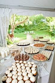 Minneapolis Outdoor Wedding Miniature Dessert Table