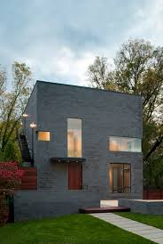 100 Robert Gurney Architect The Hampden Lane House By