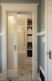 Doors astonishing pocket doors with glass Frosted Glass Pocket