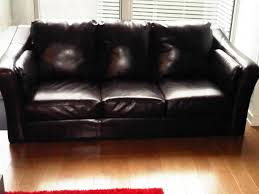 amazing craigslist leather sofa sofa beds design amusing
