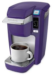 Keurig K10 Mini Plus Brewing System Purple