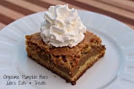Libbys Easy Pumpkin Pie Mix Cookies by Orgasmic Pumpkin Bars Julie U0027s Eats U0026 Treats