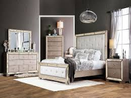 Bedroom Mirrored Bedroom Set Inspirational 4 Pc Homelegance