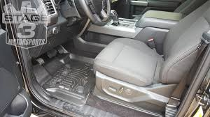 Weathertech Floor Mats 2015 F250 by Husky Liners Weatherbeater Floor Liners Installed On A 2015 F150
