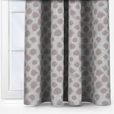 Casadeco Costa Rica Tissus Alveole Taupe Curtain Custom Curtains
