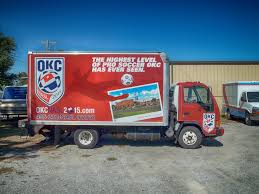 100 Truck Pro Okc Wrapimages Box Wraps