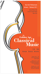 The Golden Age Of Classical Music On Behance