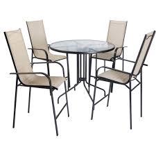 Carls Patio Furniture Palm Beach Gardens by Bond Dover 5 Pc Bar Set Patio Lawn U0026 Garden Clearance Shop
