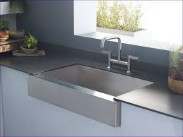 Stainless Overmount Farmhouse Sink by Bathrooms Magnificent 33 Apron Front Sink Overmount Farmhouse