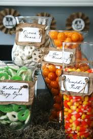 Halloween Candy Dish Dog Food by 10 Styling Tips For Your Halloween Party Food Table