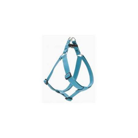 "LupinePet Eco 1"" Tropical Sea 24-38"" Step in Harness for Large Dogs"