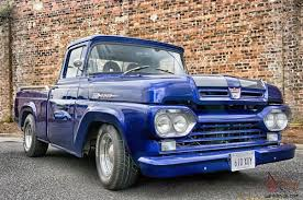 1960 FORD F100 PICKUP HOTROD - BLUE/ SILVER Shanes Car Parts Vehicle Featured In Popular Mechanics 1960 Ford F100 Gateway Classic Cars St Louis 6232 Youtube Subtle And Clean Hot Rod Network 1957 Pickup Truck 1960ickupnsratspermancebestinafordrear F500 For Sale Best Resource Fire Series Review Specs Pictures Collection Hd Dennis Carpenter Catalogs Benishekforngresscom Ford Pickup Hotrod Blue Silver Craigslist In Rgv