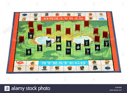 Stratego Board Game With Pieces
