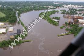 2016 Flood Proves Railroads Caused 2008 Flood In Cedar Rapids ...