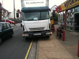 100 Heavy Duty Truck Parking HGV Spotters Guide Pedestrian Liberation