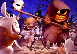 Live Halloween Wallpapers For Desktop by Animal Halloween Wallpaper Romanian To English Picture