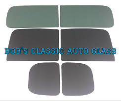 1939 - 1946 Chevrolet Panel Truck Classic Auto Glass Kit NEW Chevy ...