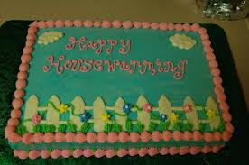 House Warming Cake Ideas Or God Bless Our Home Google Search