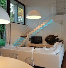 eclairage escalier led idees modernes accueil design et mobilier