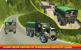 100 Truck Driver Game Army 3D Free Download Of Android Version M