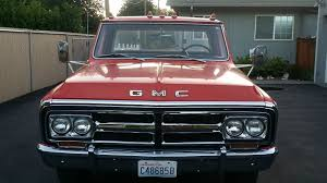 100 1969 Gmc Truck For Sale Gmc 34 Ton 2 Wheel Drive Big Block 396 335 Hp Original Miles