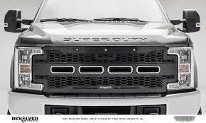 100 Ford Truck Grill TREX Super Duty Revolver Series Wo Forward Facing Camera