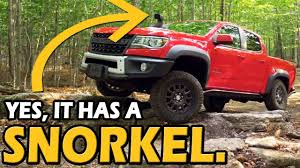 ULTIMATE ZR2? 2019 Chevrolet Colorado ZR2 Bison | Truck Central ...