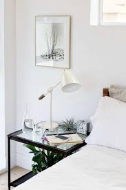 Crate And Barrel Desk Lamp by His And Hers Bedroom Registry Picks Crate And Barrel Blog