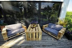 Diy Pallet Patio Furniture Cushions DIY Outdoor Ideas 36395