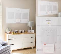 Ikea Mandal Dresser Discontinued by Nursery Reveal Featuring Shutterfly The Tomkat Studio Blog