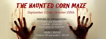 Fargo Moorhead Pumpkin Patches by Haunted Corn Maze Of Moorhead