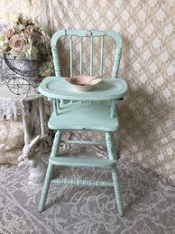 Shabby Mint Green Vintage High Chair, Jenny Lind, Baby Chair ... Napoonrockefellercom Colctables Vintage And Painted Fniture Antique High Chair Lesleigh Frank Vintage Highchair With A Modern Bling Twist Trade Me Hello Dolly Handpainted Wood Highchair With Baby Crib Mattress Dollhouse Nursery 112 Scale Professionally Painted Wooden High Chair Jenny Lind Antique Highchair White 46999291 In Ascp Duck Egg Blue My Danish Modern Chrome Drafting Accent Ansley Designs Gold White Metamorphic