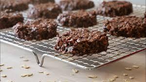 schokoladen haferflocken kekse ohne backen