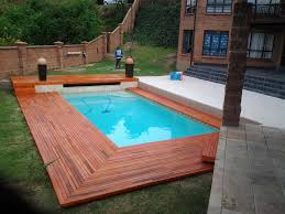 Reviews Semi Inground Pool Ideas And Accessories — The Wooden Houses Decorating Attractive Above Ground Pool Deck For Enjoyable Home Good Picture Of Backyard Landscaping Decoration Using White Latest Ideas On Design Inspiring And 40 Uniquely Awesome Pools With Decks Pools Beautiful Oval Designs Gardens Geek Modern Image Solid Above Ground Pool Landscaping Ideas Swimming Spa Best And Emerson
