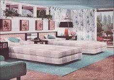 50s Bedroom Decor 40s Sandling Kent UK By B Lowe