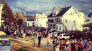 Pumpkin Festival Keene Nh 2017 by Students Riots At Keene Nh State Pumpkin Festival Shot U0027s Fired