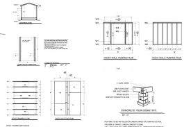 slm 12 x 6 shed plans