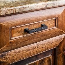 Jeffrey Alexander Cabinet Hardware by Tahoe Collection Rustic Cabinet Pull 4 1 2 U0027 U0027 5 13 16 U0027 U0027 Or 12 3 4