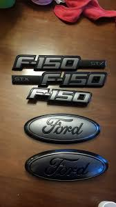 2015 Painted F150 Emblems - Ford F150 Forum - Community Of Ford ... 12015 Ford Mustang Or F150 50l Coyote Black Emblems Pair Sport Roush Logo Chrome Red Fender Trunk Emblem Amazoncom Truck Oval Front Grill Badge 2017 Custom New 19982011 Crown Victoria Lid Blue Rebel Flag Ford Fresh Mercedes Benz Wallpapers Photos 52007 F250 F350 Super Duty Grille How To Color Accent Your Youtube Post Them F150online Forums Products Defenderworx Home Page Out Blems Forum Community Of Fans Ford Patriots Overlay Decal Ovelay Decals Stickers