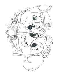 Paw Patrol Coloring Pages Photo