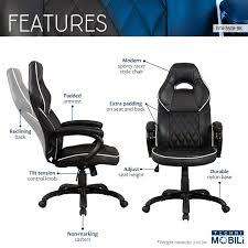 High Back Executive Sport Race Office Chair Soho Sardinia Highback Executive Chair Pu Leather High Back Office Task Ergonomic Computer Desk Titan Big And Tall Sierra Office Chair Grey Microfiber High Back Executive Modern Best Mesh With Headrest Buy Chairergonomic Chairoffice Mocha Eco Ergodynamic Sumo Faux Black Ofm Collection Model 500l By Flash Fabchair Ayrus With Extra Cushion Color Upholstery Center Tilt Mechanism Chrome Plated Premium Base