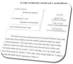 Cal Osha Bathroom Breaks by Employment Issues U2013 The Osha Defense Report