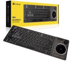 corsair k83 gaming tastatur fürs wohnzimmer techkrams de