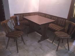 eckbank inkl tisch und sessel