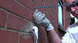 Drilling Through Ceramic Tile by Drilling Through Walls Youtube