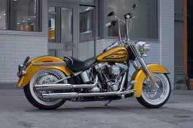 2016 Softail Deluxe modified Harley Davidson